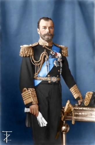 ВЕЛИКИЙ ЦАРЬ НЕКОГДА ВЕЛИКОЙ РОССИИ…