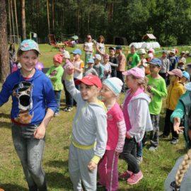 В июне мы проводим спортивный праздник для детей из Социального детского сада №8 (пос. Вырица)!